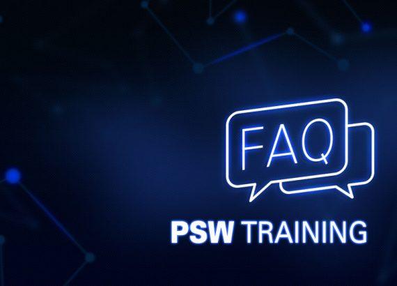 Häufige Fragen zu Schulungen der PSW Training