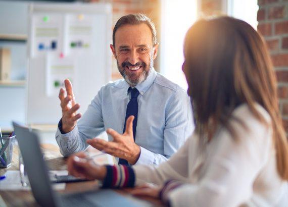 Chef und Verhalten - Was ist angemessen