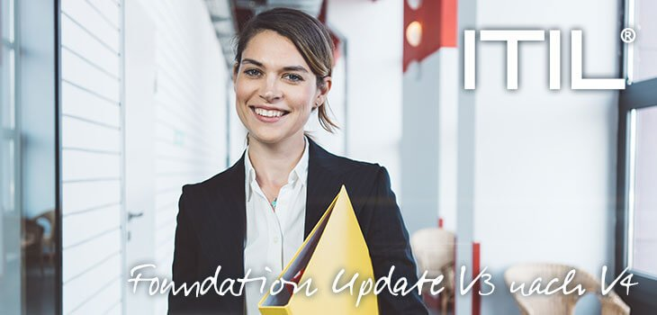 ITIL Foundation Update V3 nach V4